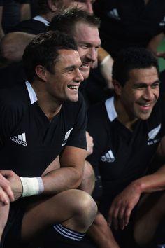 Dan Carter - All Blacks - Rugby