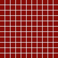 Pastilha 2,5x2,5 A Placa 30x30 Ref Red Pc Embramaco - CasaShow