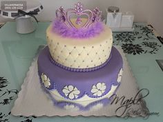 Pastel Princesa Sofía