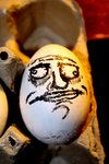 for easter, I'll just draw me gusta comics on my easter eggs
