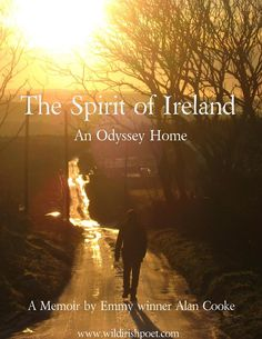 Pinner wrote If you are interested in audiobooks and love to discover a truly original voice don't miss this. Awesome launch of #Audiobook Spirit of Ireland. An Odyssey Home by #Emmy Award Winner Alan Cooke https://www.facebook.com/events/675862025759583/  Sat 2nd Nov eve! All invited!