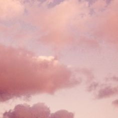 """pearl-nautilus: """"""""Clouds come floating into my life, no longer to carry rain or usher storm, but to add color to my sunset sky. Aesthetic Grunge, Pink Aesthetic, Aesthetic Vintage, Pink Sky, Pastel Pink, Pink Clouds, Aphrodite Aesthetic, Tout Rose, Dibujos Cute"""