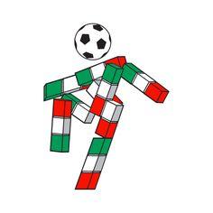 Image result for mascota de los mundiales de futbol ciao