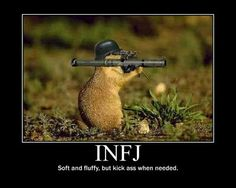 I want this poster! INFJ Posters & Charts - Brad Garbus, LPCA #introvert