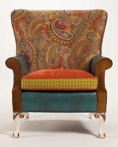 Salmagundi Chair/Earth Palette | Salmagundi Collection | Pinterest | Earth