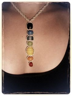 Hand Made Creations - Wire-wrapped Stones, Hemp Jewelry, & More