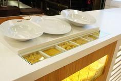 FS Mimarlık Mutfağından; Restoranı Bankosu Tasarımı ve Uygulaması