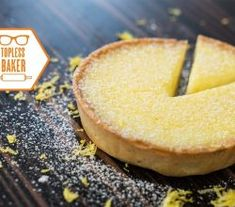Lemon Tart- Super Easy To Make And Deliciously Tangy!