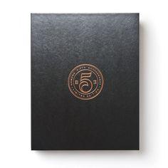 Ugmonk 5th Anniversary Set via @The Dieline