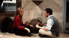 Jill Goodacre, Matthew Perry ~ Friends ~ Episode Pics ~ Season Episode 7 ~ The One With the Blackout I Love My Friends, Friends Tv Show, Best Friends, Friends Season 1, Friends Episodes, Matthew Perry Friends, Jill Goodacre, Chandler Friends, Chandler Bing