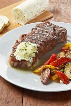 Pork, Low Carb, Meals, Vegetables, Cooking, Eland, Butter, Restaurant, Plate