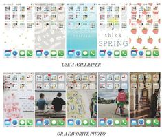 how to organize your iphone screen (and make it look pretty)