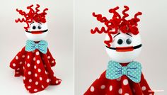 MollyMoo – crafts for kids and their parents How to Make Talking Puppets