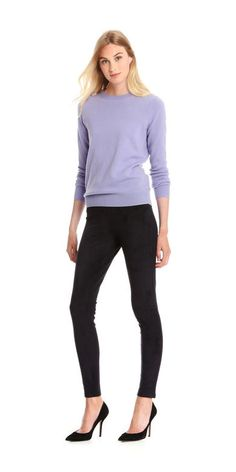 Cashmere Crew Neck Sweater from Joe Fresh. Crafted in cashmere. Destined to become an instant classic. Only $69.30.