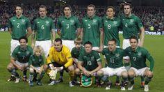 UEFA Euro 2012, group C - Ireland.