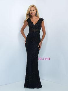 Blush Prom 11019 Black