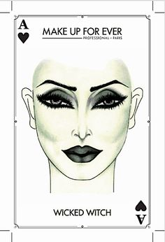Make Up For Ever Halloween Makeup Tips & Tricks Service: 7 Top Halloween Makeup Looks - Wicked Witch, Lady Gaga, Vampire, Fairy Princess, Zo...