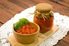 Ajvar - pasta z bakłażanów i papryki