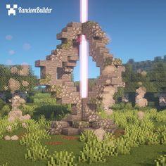 Likes, 32 Comments - Minecraft Builds Minecraft Villa, Minecraft Kunst, Architecture Minecraft, Casa Medieval Minecraft, Minecraft Building Guide, Minecraft Statues, Minecraft Mansion, Minecraft Structures, Minecraft Plans