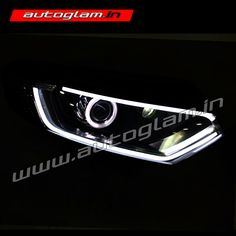 Ford Ecosport Projector Headlights have wonderful output, it is compatible to any road and weather condition. These car headlights are must have for all Ford users. Custom Headlights, Projector Headlights, Car Headlights, Hidden Projector, Ford Ecosport, Car Accessories, Flat, Style, Auto Accessories