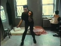 Permanent Vacation by Jim Jarmusch -  the dance scene