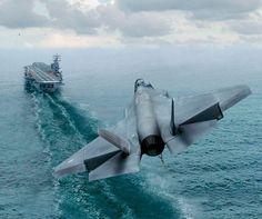 F35 aircraft carrier