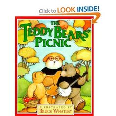 """The Teddy Bears' Picnic"" by Jerry Garcia"