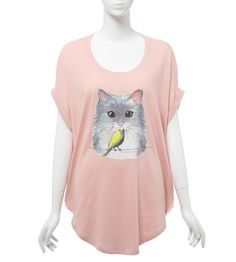 EYEBALL CAT T-Shirts | Knit | PAUL & JOE SISTER (Paul & Joe Sister)