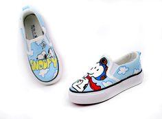 Charlie Brown Peanuts Original Custom by SomethingFromTheSun