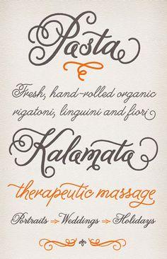 MelanyLaneGraphic2 Hand Lettering Art, Cool Lettering, Lettering Design, Graphic Design Fonts, Typo Design, Menu Design, Script Fonts, Typography Letters, Fancy Fonts