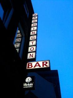Washington Bar • Bars & Kneipen in Hamburg