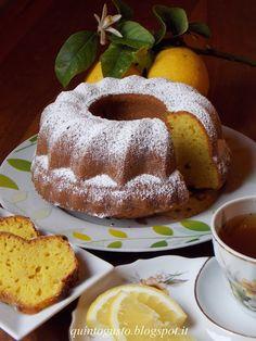 Apriti Sesamo - Cucina greca e non solo: Torta limone e zenzero