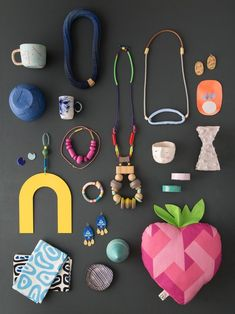 Craft Victoria Catalogue, The Ewing Farm. Location photography by Leesa O'Reilly, product photography Hilary Walker. #craftvictoria #craftvic #craftcatalogue Design Crafts, Design Art, Craft Victoria, All Craft, Ceramic Design, Ceramic Jewelry, Old Art, Crafts To Make, Catalog
