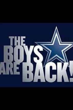 The boys r back