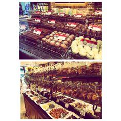 Local delicacies in Bruges