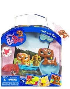 Littlest Pet Shop Series 2 Postcard Pets Dachshund by Hasbro. $21.99. Toy. Toy