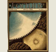 Fortune - April, 1934 I OldBrochures.com