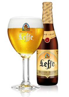 Leffe Blond | Eetcafé d'n Hertog