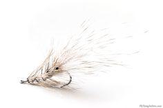 Alive Shrimp  from FlyTyingArchive.com fly tying blog.  #flytying #flyfishing