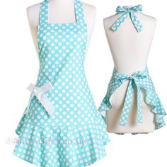 cute apron for lovely kitchen times...