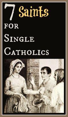 Singles ministry catholic poster