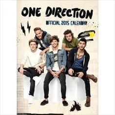 One Direction - Oficjalny Kalendarz 2015