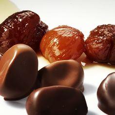 Kestaneli Çikolata