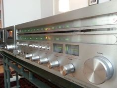 Cool Vintage Receiver from AIWA!