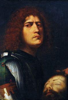 Giorgione, Davide e Golia