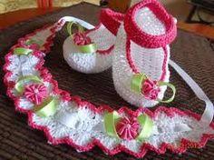 ropa de bebe a crochet - Buscar con Google