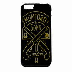 Mumford And Sons Logo 2 iPhone 6 Plus case