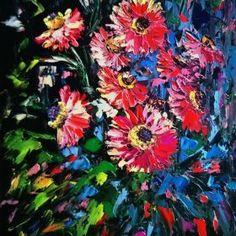 Gerbera flowers by Alena Shymchonak