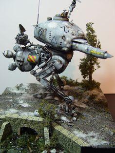 Chicken Hawk assault vehicle