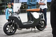 Be.e Scooter / WAARMAKERS